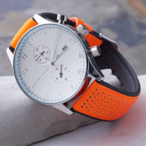 Active Chronograph Watch with Free watch Personalisation and Engraving