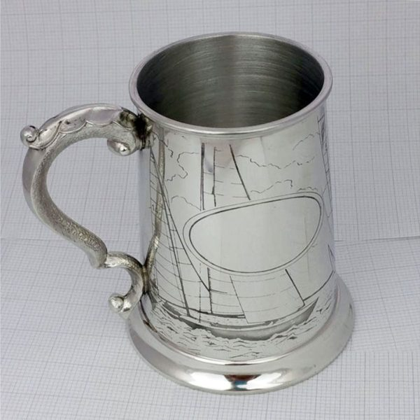 Sailing Tankard - Ideal Sailing Prize