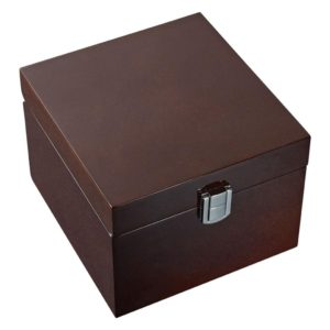 Wooden Felt Lined Tankard Presentation Box