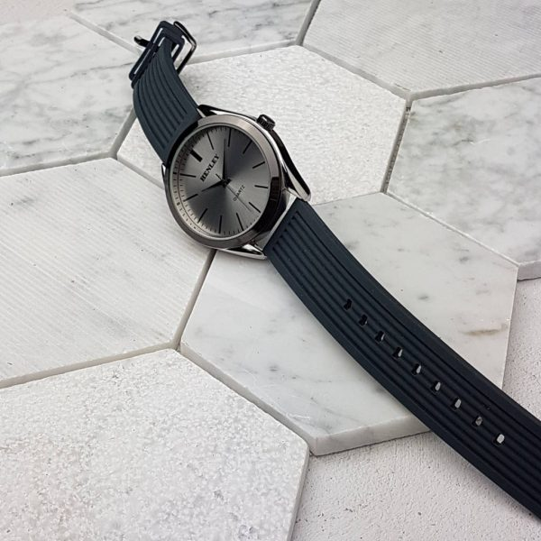 Discreetly Personalised Mens Watch with FREE Engraving