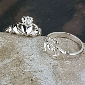 Silver Claddagh Ring For Men on ShopStreet.ie Galway Silver Claddagh Rings for Men. Claddagh Rings represent Friendship, Love & Loyalty.