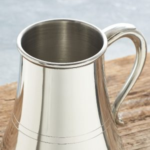 Personalised Non Spill Sailing Tankard for Sailing & Yachting. Personalised Sailing Prize, Sailing Award or Sailing Gift for Sailing Clubs, Sailors & Yachtsmen