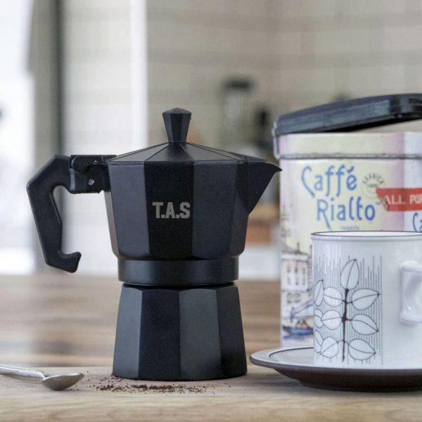 Personalised Moka Pot Italian Expresso Coffee Maker