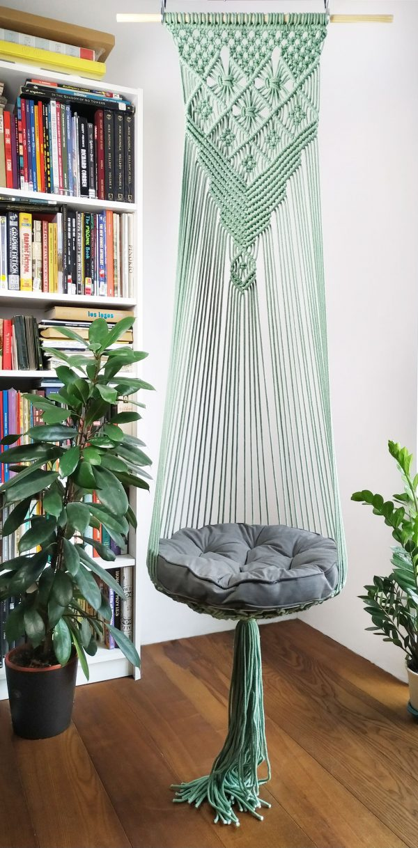 Macrame Cat Hammock | Cat Bedding Furniture | ShopStreet.ie