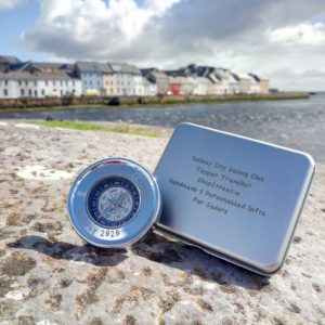 Sailing Prize Desk Compass With Free Personalised Engraving