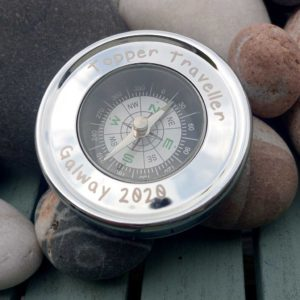 Personalised Sailing Prize Compass