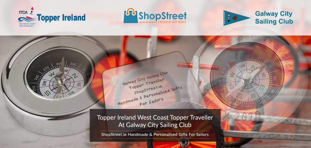 Topper Ireland Sailing Prize Sponsors