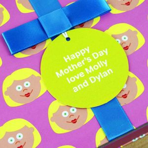 Mothers day gift book for Mum with Socks Gift & Personalised Gift Tag. Mother & Child Storytime Book, Socks Gift & Personalised Gift Tag for Birthday, Mothers Day, Christmas...